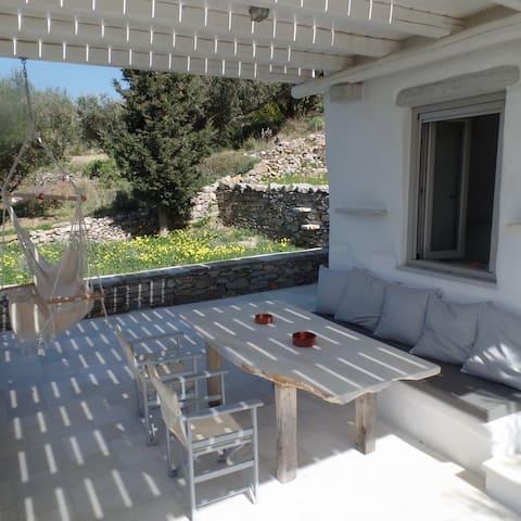 Paros Apartments - Cottage