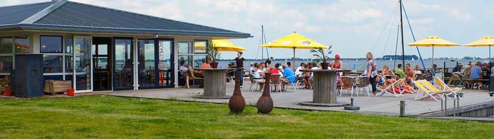 Beachvilla Balk, Friesland (8p) - Balk - Vila
