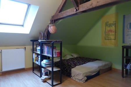 chambre dans maison individuelle - Janzé - 단독주택