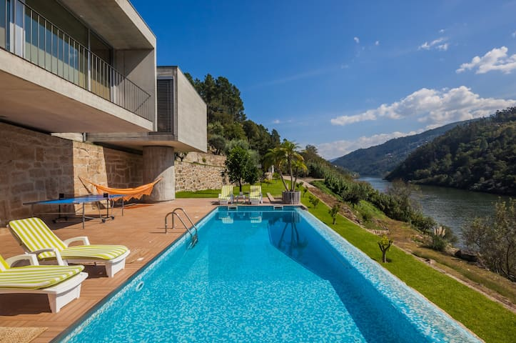 Unique Douro Villa - Fantastic 5 suite and Spa - São Lourenço do Douro - Hus