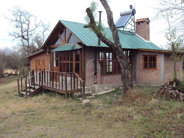 Cabaña Pachamama - La Caldera