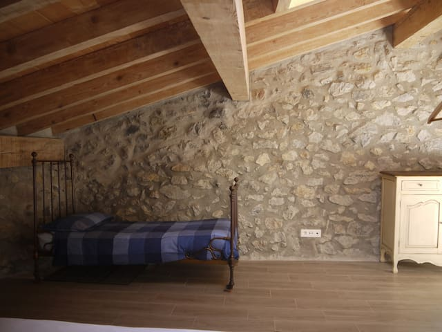 Apartamento zona rural ideal familia con 3 niños - Deba - Leilighet
