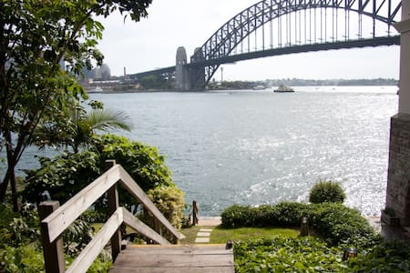 Waterfront Postcard - Sydney - Apartment