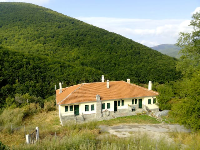 COMFORTABLE HOUSE IN PISODERI - Πισοδέρι - Casa