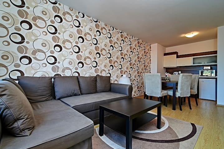 Nice and cosy 2-bedroom apartment - Bansko - Apartmen