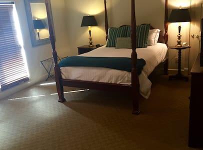 THE FAIRHOPE INN, GREEN ROOM - Fairhope - Bed & Breakfast
