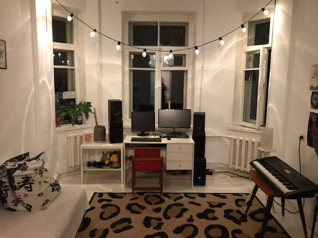 Apartments-studio in STALIN house Minsk