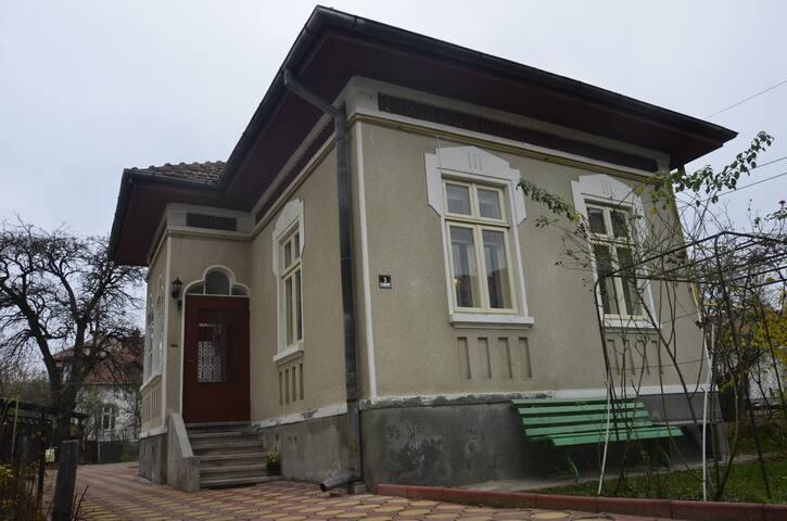 Nice modern house in valachia
