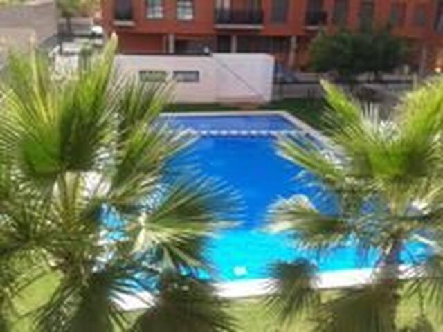 HABITACIÓN EN NOU CAMPANAR VALENCIA - València - Lägenhet