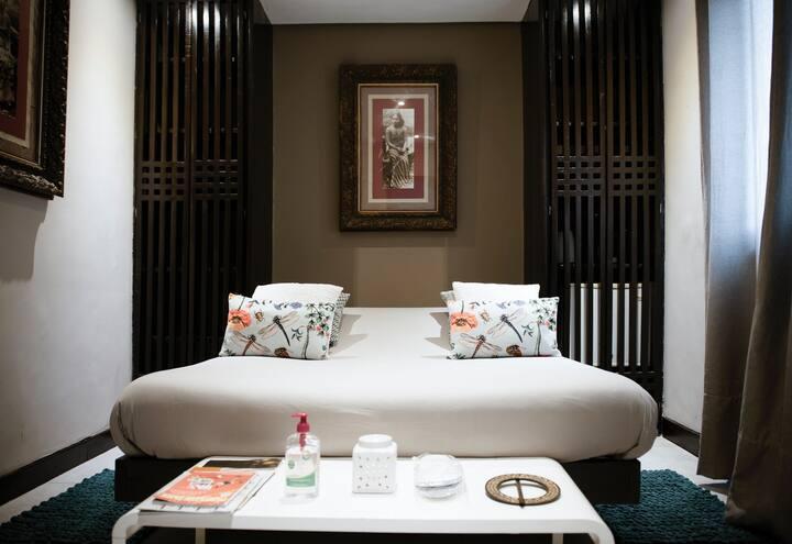 Romance • Charmante chambre d'hôtes aux Almadies