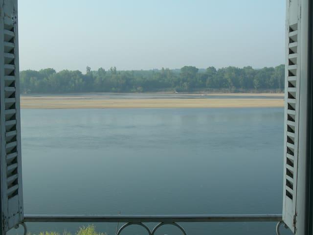 bel appartement vue sur Loire - Saint-Mathurin-sur-Loire - Byt