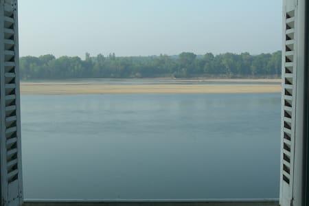 bel appartement vue sur Loire - Saint-Mathurin-sur-Loire