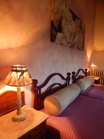 stanza lilla