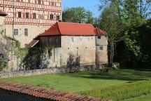 Burghäuschen - Schloss-Romantik!
