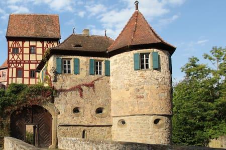 Falkennest für Verliebte auf Reisen - Unsleben - Castello