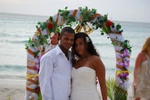 intimate weddings on the beach