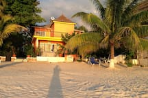 Soon Soon the Beach Front Villa