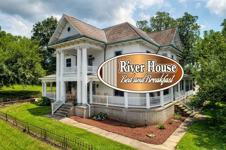 River House Bed and Breakfast, Jasper, IN Q1