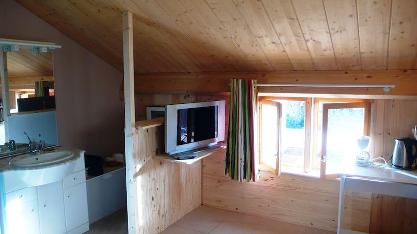 chambre chez l'habitant - Latour-de-Carol - Wikt i opierunek