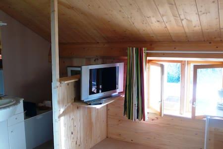 chambre chez l'habitant - Latour-de-Carol - Bed & Breakfast