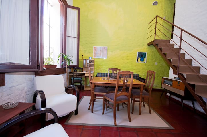 Nice apartment in Ciudad Vieja MVD - Montevideo - Daire