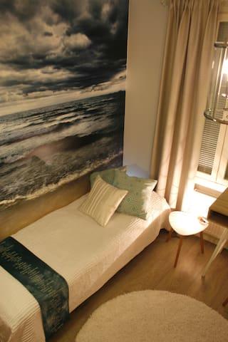 Ocean room, sauna incl. - Kangasala - บ้าน