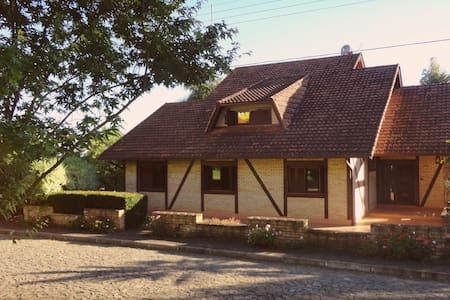 Suíte Aconchegante na Serra Gaúcha - Casa