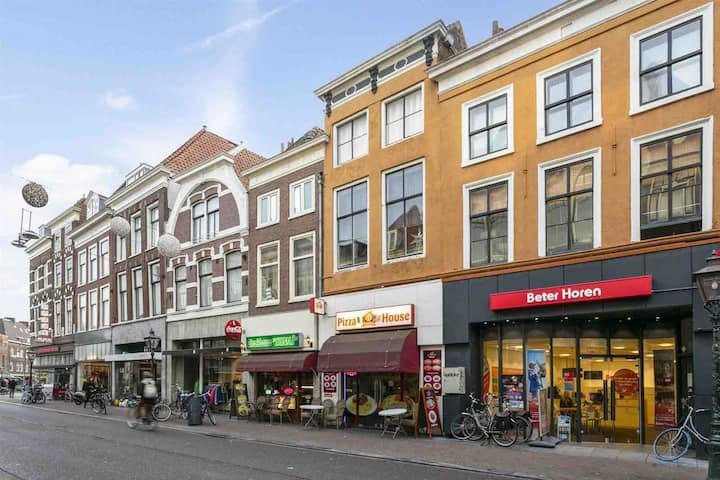 Cosy apartment in the heart of historic Leiden