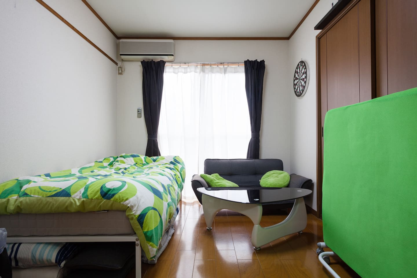 Cozy & Quiet Chiba apartment(share)