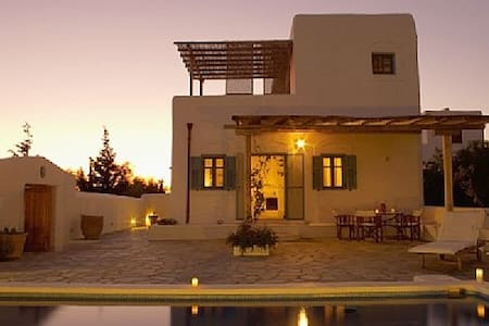 Villa Helidoni, private and perfect - Lachania