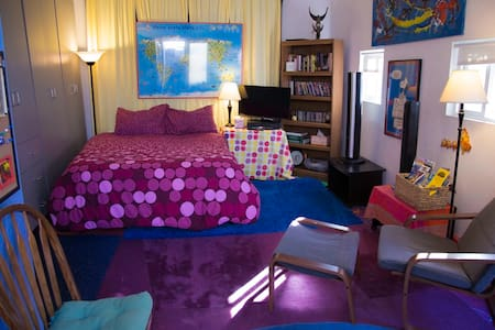Studio in the Heart of South Park! - San Diego - Hus