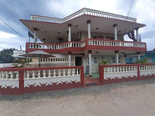 New! Villa Plata Tropical 2019 · Habitacion #1