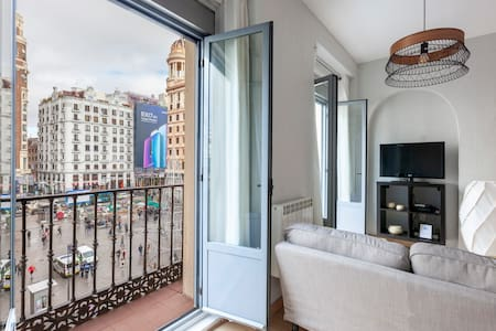 Amazing penthouse-dúplex Gran Via/Sol  NEW!