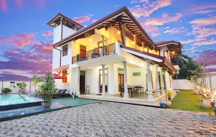 Lovely Villa