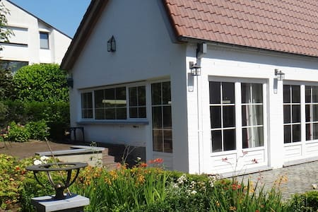 Airy, comfy new house w terrace - Tervuren