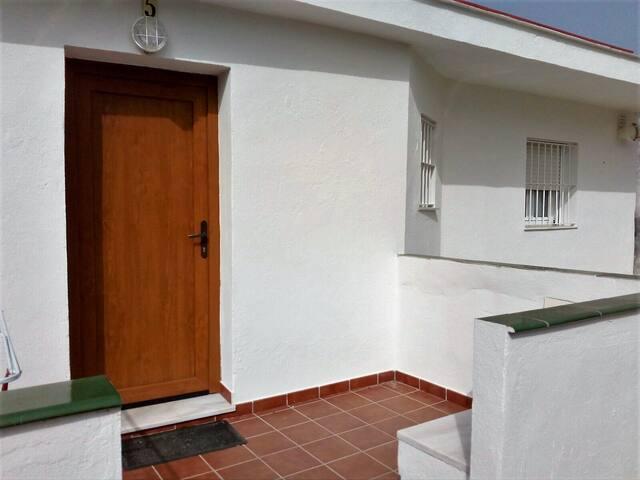Casa planta baja de 2 habitaciones con parking - Tarifa - Haus