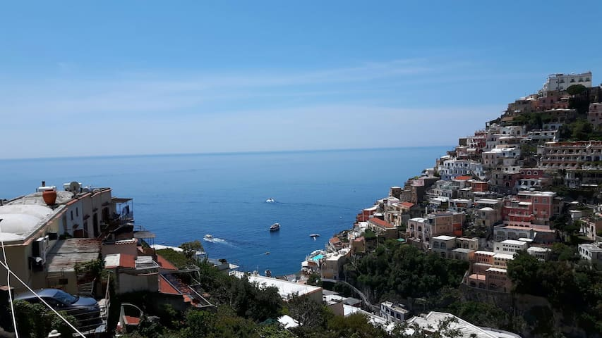 Elle, just few steps from the center! - Positano - Apartamento