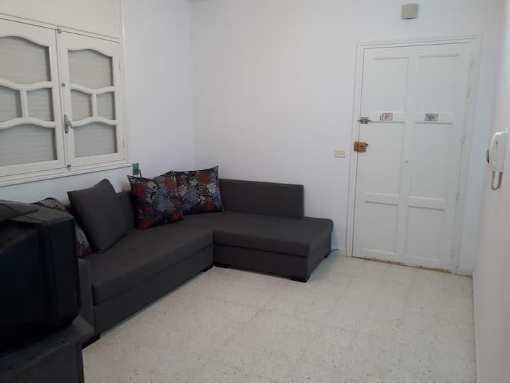 Joli appartement s+1 spacieux  bien équipé