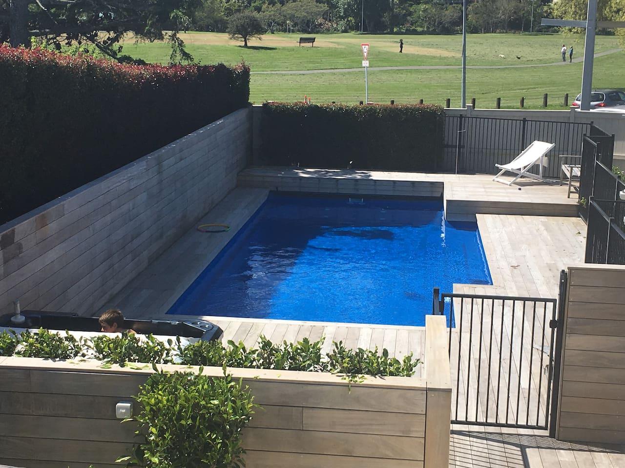 Parkside Kohimarama with spa and pool