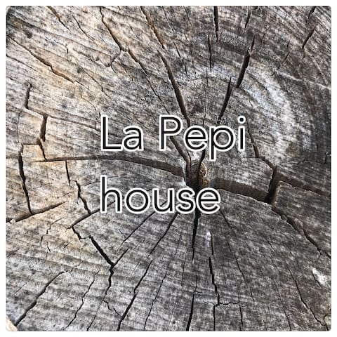 La Pepi house !! ideal  para tus escapadas