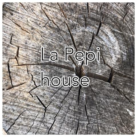 La Pepi house !! ideal  para tus escapadas