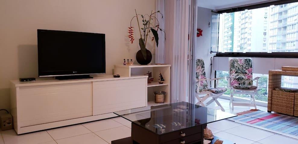 MLF63  Apartment in Morro do Maluf