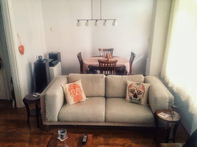 1-Bedroom apt in Heart of Istanbul - Üsküdar