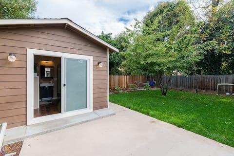 Private Tiny House, Bike to Stanford/FaceB/Goog/VA