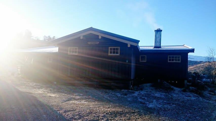 Hytte på Kvamskogen - Norheimsund - Cabaña
