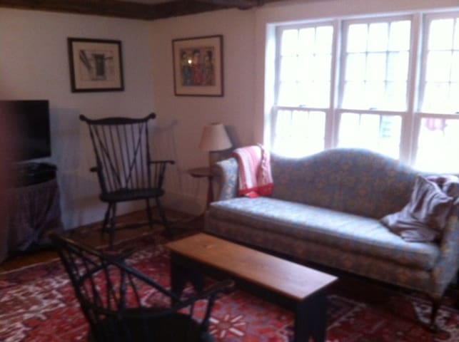 Antique beauty near town - Kennebunkport - Apartment