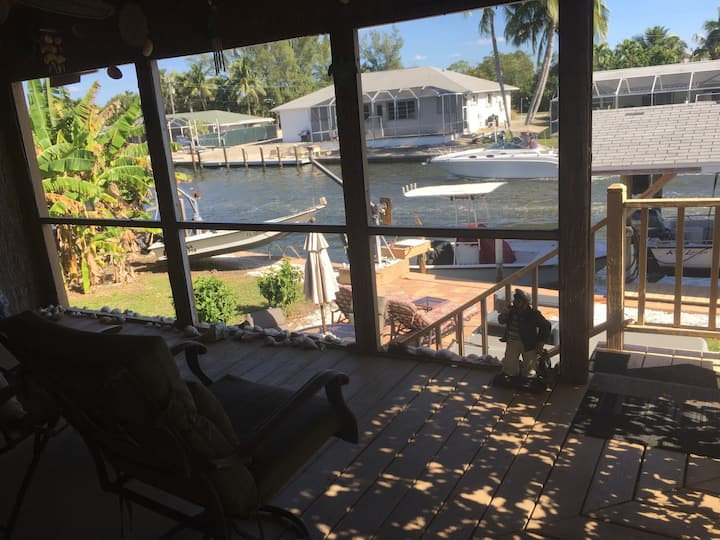 Waterfront Island home! Kayaks/Biking/Boat Rental!