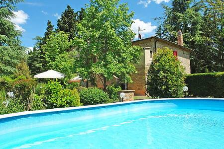 Wonderfull countryhouse S.Gimignano - Gambassi Terme
