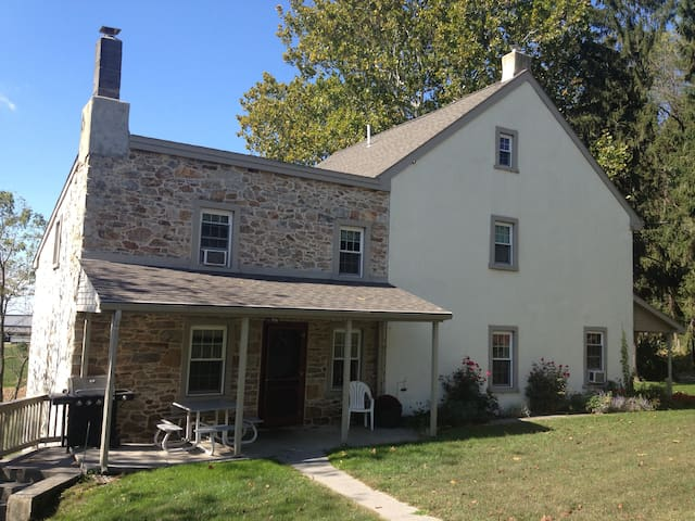 Historic Lancaster, PA Farmhouse - Narvon - House
