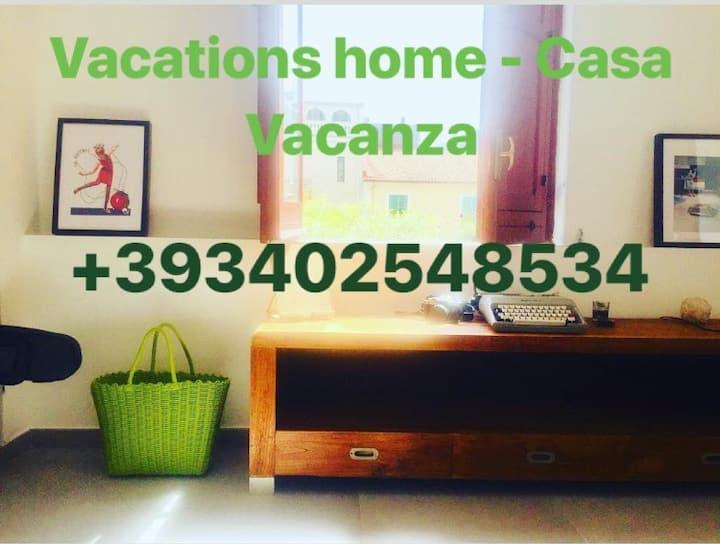 Home Vacation InGrano - TrekKing Lovers